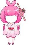 なりきり君(仮)キャラクター1